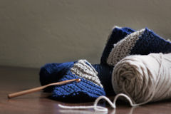 crochet стоковые изображения