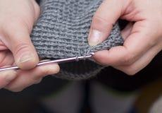 crochet imágenes de archivo libres de regalías