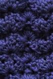 Crochet background Royalty Free Stock Photos