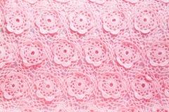 Crochet beautiful clothing  handmade thailand. Crochet color beautiful clothing  handmade  Thailand Stock Image