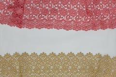 Crochet beautiful clothing  handmade thailand. Crochet color beautiful clothing  handmade  Thailand Stock Photo