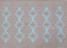 Crochet beautiful clothing  handmade thailand. Crochet color beautiful clothing  handmade  Thailand Stock Photography