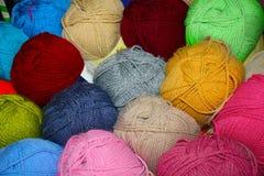 Crochet de fil Image libre de droits