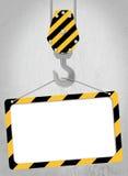 Crochet de grue images libres de droits