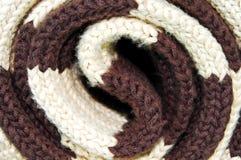 Crochet de lãs Imagens de Stock