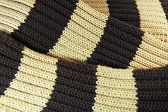 Crochet de laines Photo stock