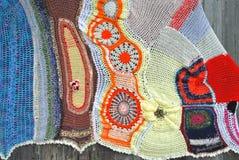Crochet designs. Stock Photo