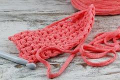 Crochet detail Stock Images