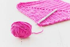 Crochet Dishcloth Stock Images