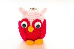 Crochet doll handmade art and crafts Stock Image