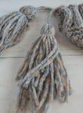 Crochet hat Stock Photo