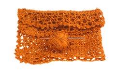 Crochet la tovaglia Immagine Stock Libera da Diritti