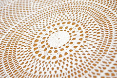Crochet lace Stock Photo