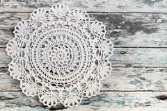 Crochet lace Royalty Free Stock Photos