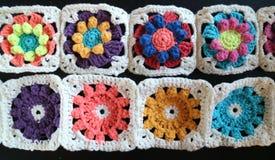 Crochet needle Stock Photography