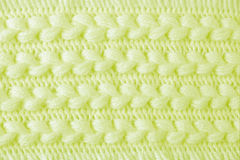 Crochet Pattern Stock Photo