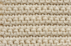 Crochet pattern Royalty Free Stock Images
