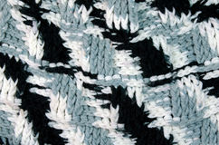 Crochet Pattern. Stock Images