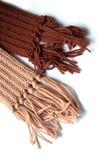 Crochet scarf Stock Photos