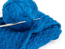 Crochet set Royalty Free Stock Photography