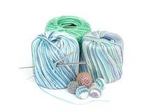 Crochet set Stock Photo