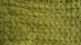 Crochet shawl Royalty Free Stock Photography