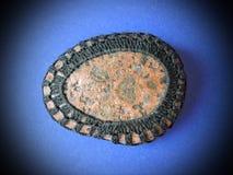 Crochet stone Stock Photo