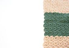 Crochet Strip Royalty Free Stock Photography