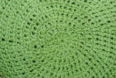 Crochet structure Royalty Free Stock Photo