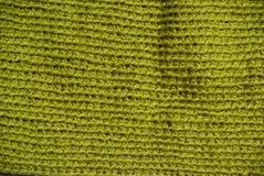 Crochet texture Stock Photography