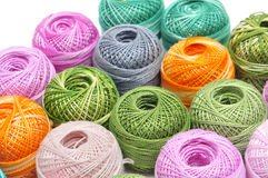 Crochet thread Royalty Free Stock Image