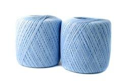 Crochet yarn Stock Photo