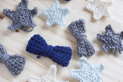 Crochet Yarn Royalty Free Stock Images