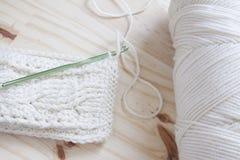 Crochet Yarn Royalty Free Stock Photo