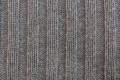 Crocheted texture Stock Images