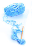 Crocheting Royalty Free Stock Images