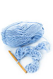 Crocheting Stock Images