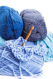 Crocheting Stock Photography