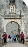 Croácia de Dubrovnik Imagem de Stock Royalty Free