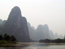Crociera 2 di Yangshuo Fotografia Stock