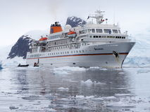 Crociera dell'Antartide Immagine Stock Libera da Diritti