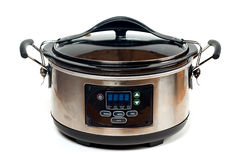 Crock Pot Royalty Free Stock Image