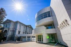 Crocker Art Museum, Sacramento royalty-vrije stock foto