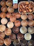 Crockeries Fotografia de Stock