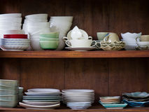 Crockery Royalty Free Stock Photo