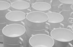 Crockery Stock Photo