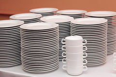 Crockery Royalty Free Stock Image