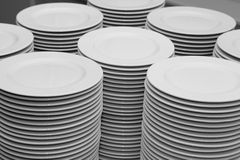 Crockery Stock Photos