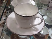 Crockery design. Good quality crockery pattern Royalty Free Stock Images