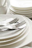 Crockery, kitchen Royalty Free Stock Photos